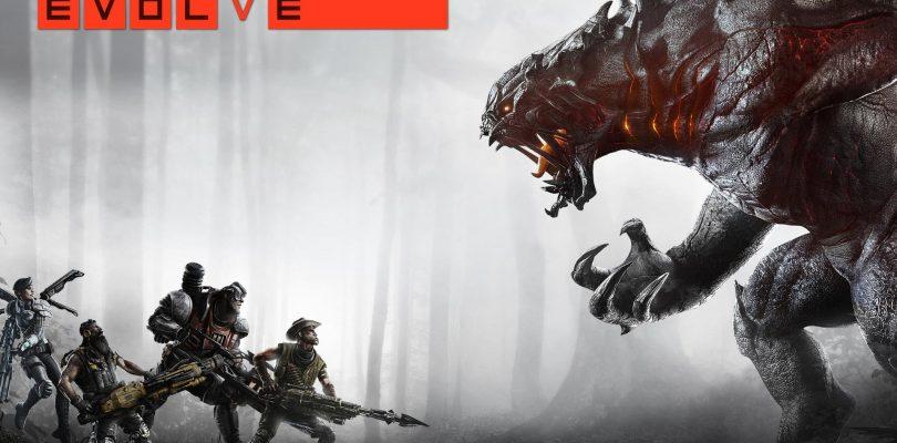 Evolve : présentation d'un monstre de jeu !