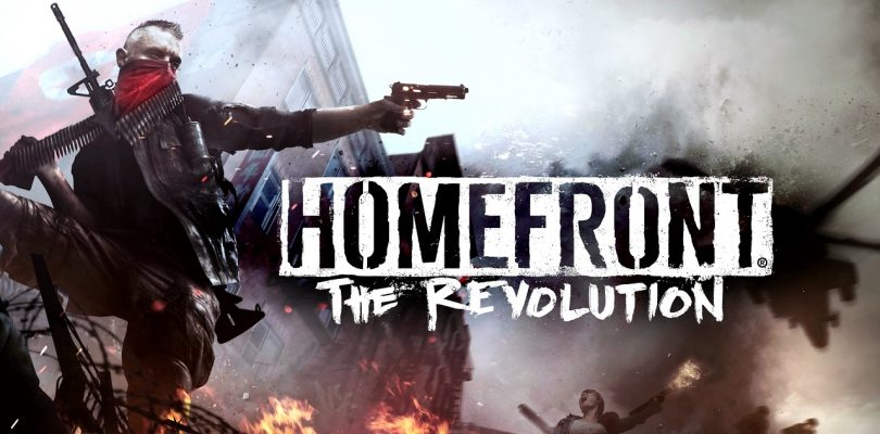 Homefront : The Révolution