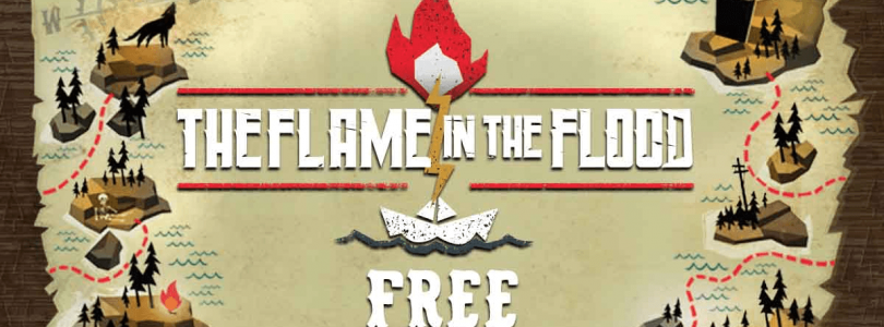 Humblebundle : le jeu The flame in the flood gratuit