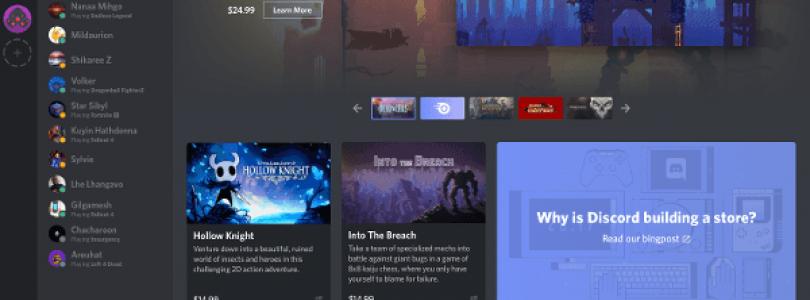 Discord : une boutique pour acheter vos jeux bientôt disponible