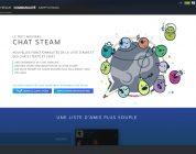 Steam : une mise à jour qui fait du bien !