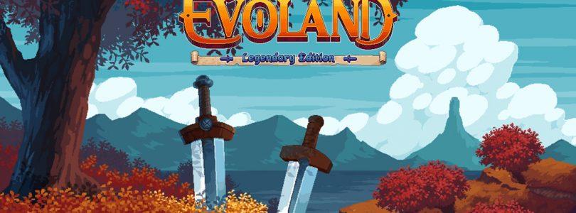 Evoland : Apparition d'une Legendary Edition