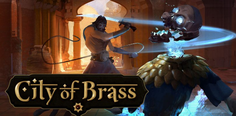 Epic Games Store : City Of Brass gratuit (offre terminée)