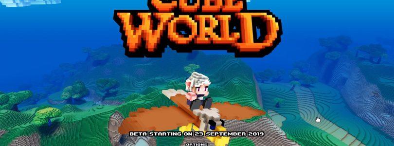 Cube World : comment obtenir sa clé Steam ?