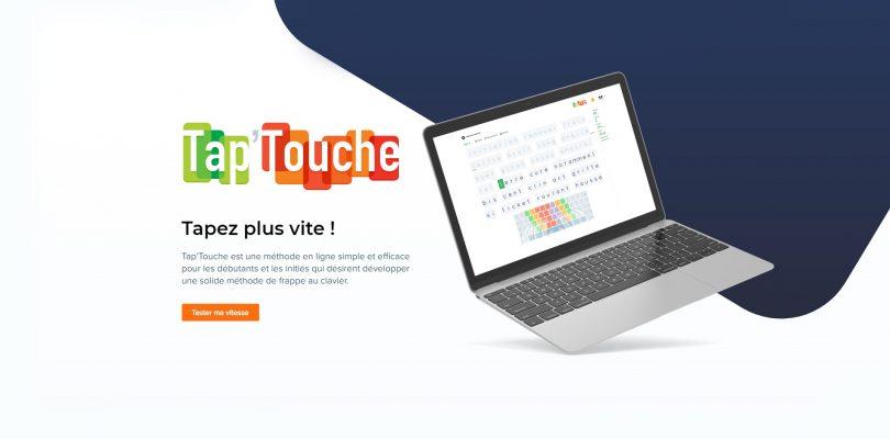 Tap'Touche : un outil pour taper plus vite !