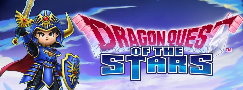 DRAGON QUEST OF THE STARS : disponible sur mobile